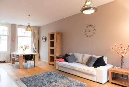 Image of house for rent at De Clercqstraat in Amsterdam