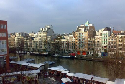 Picture of rental at Waterlooplein 1011 NX in Amsterdam